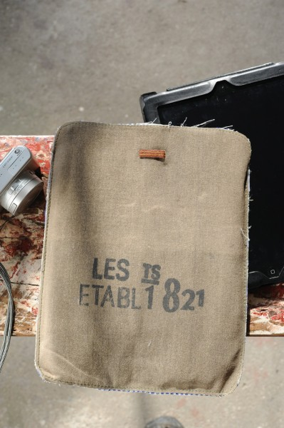 """Tasche """"821"""" für iPad mini, beige, B 16 cm, H 23 cm"""