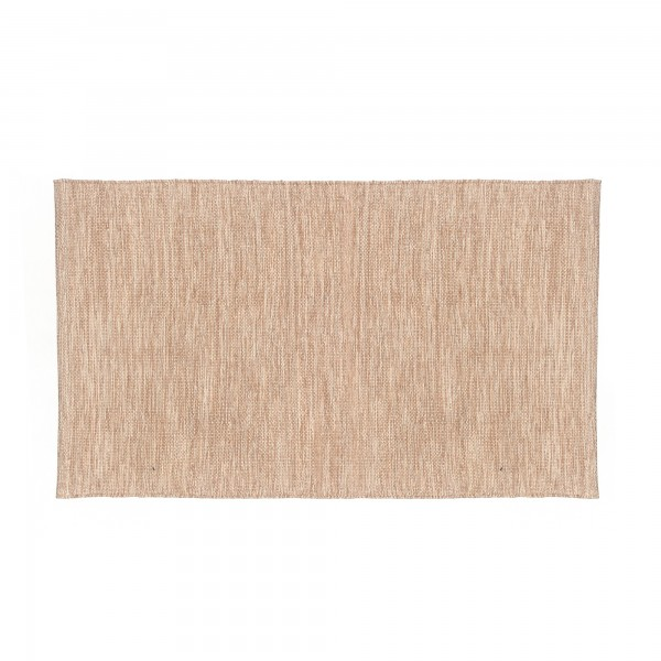Mini-Rug 'Hosur', braun, T 60 cm, B 90 cm