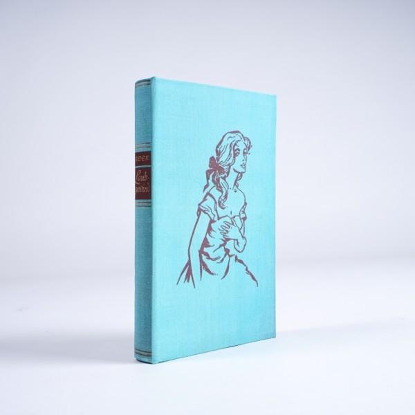 """Buch-Tresor """"Laubgewind"""", L 3 cm, B 13 cm, H 21 cm"""