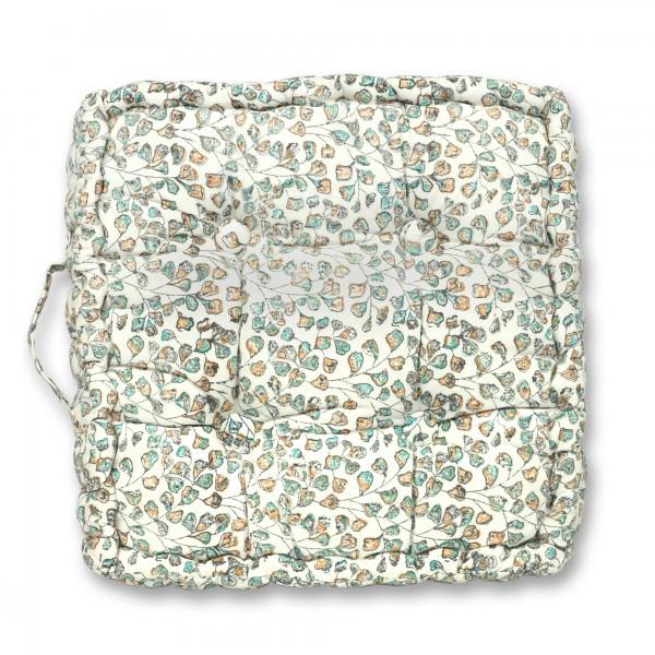 Sitzkissen 'Laya', T 50 cm, B 50 cm, H 8 cm