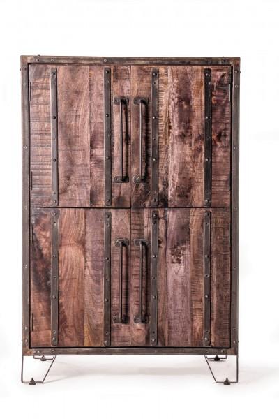 Schrank 'Derben', mit 4 Türen, L 41 cm, B 81 cm, H 121 cm