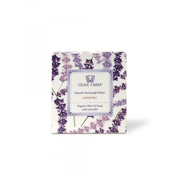 Olivenölseife Lavendel 90 g