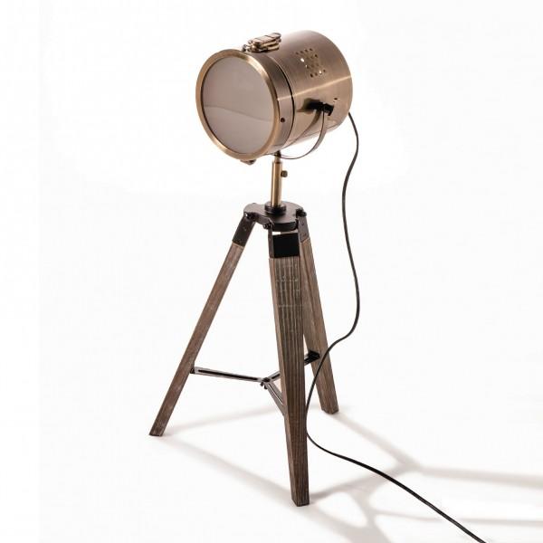 "Tischleuchte ""Spotlight"", L 30 cm, B 30 cm, H 67 cm"