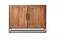 Sideboard 'Sveg', natur, L 40 cm, B 120 cm, H 90 cm