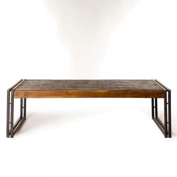"""Couchtisch """"Avondale"""", braun, L 70 cm, B 120 cm, H 35 cm"""