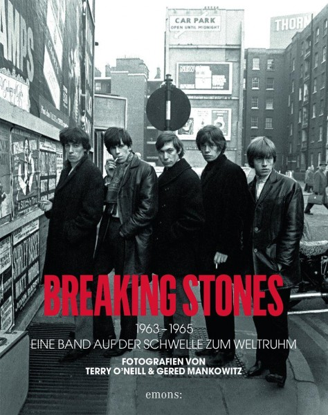 Buch 'Breaking Stones'