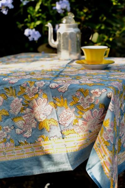 Tischdecke, T 100 cm, B 100 cm