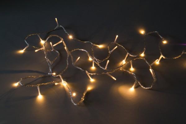 Lichterschnur 'Bernadette', 100 LED, 742cm