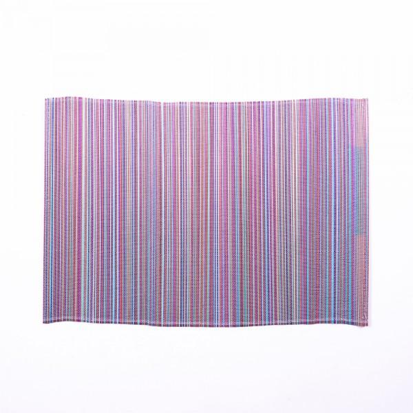 Tischset aus Bambus, multicolor, L 33 cm, B 48 cm