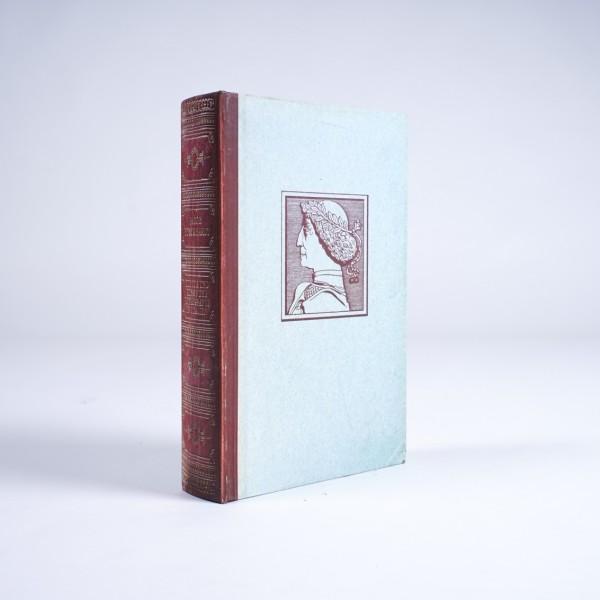 "Buch-Tresor ""Rom"", L 5 cm, B 16 cm, H 24 cm"