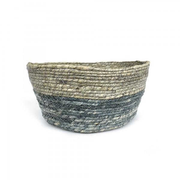 Korb 'Amares' M, natur, Ø 25 cm, H 13 cm