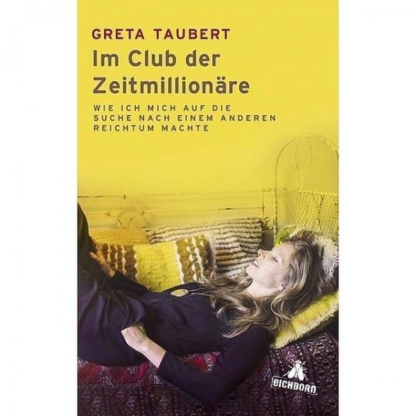 Buch 'Im Club der Zeitmillionäre'