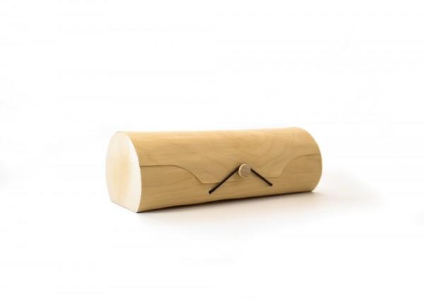 "Box ""Tubelle"", braun, B 25 cm, H 10 cm"