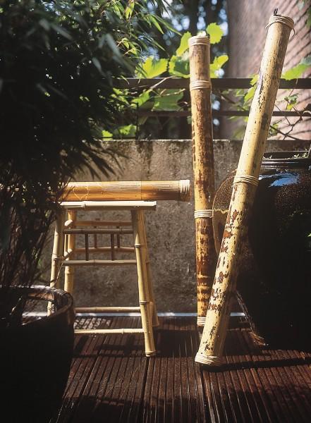 Balinesische Rainstick, natur, L 100 cm, Ø 10 cm