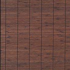 Rollo Bambus, dunkelbraun, L 200 cm, B 100 cm