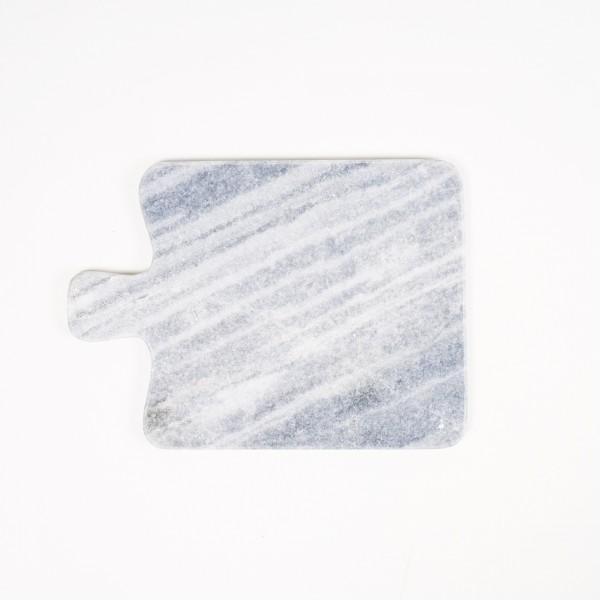 "Schneidebrett ""Marble"", aus Marmor, L 20 cm, B 20 cm, H 1,5 cm"