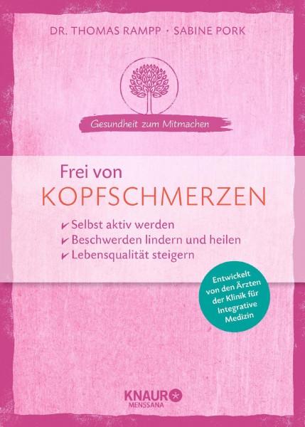 Buch 'Frei von Kopfschmerzen'