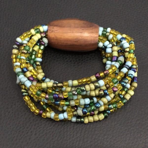 "Armband ""Perlen"", multicolor"