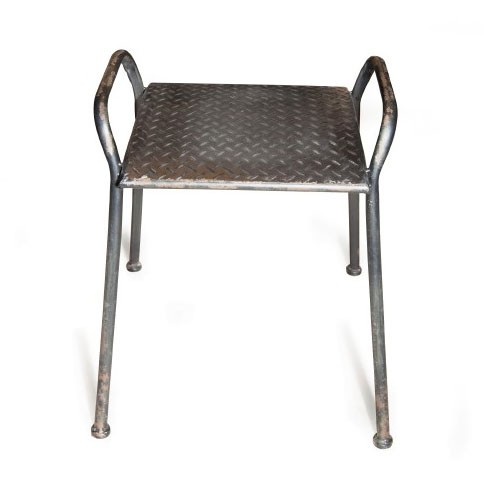 "Metallstuhl ""Preston"", L 37 cm, B 45 cm, H 55 cm"