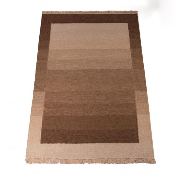 "Teppich ""Ramanavani"", handgewebt, L 200 cm, B 140 cm"