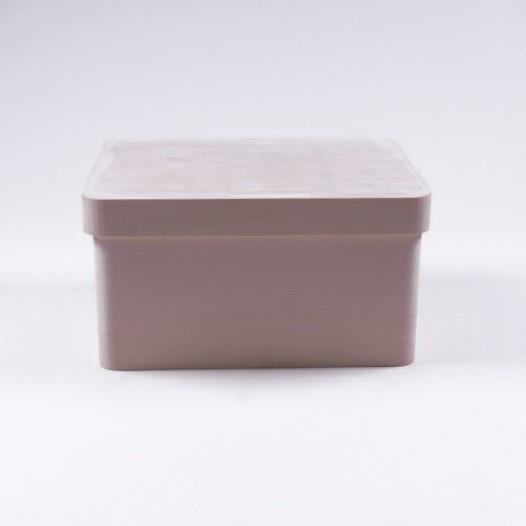 """Holzbox """"Gongji antique"""" mit Deckel, natur, L 24 cm, B 35 cm, H 18 cm"""