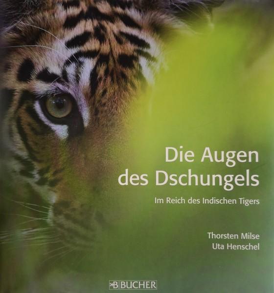 Buch 'Die Augen des Dschungels'