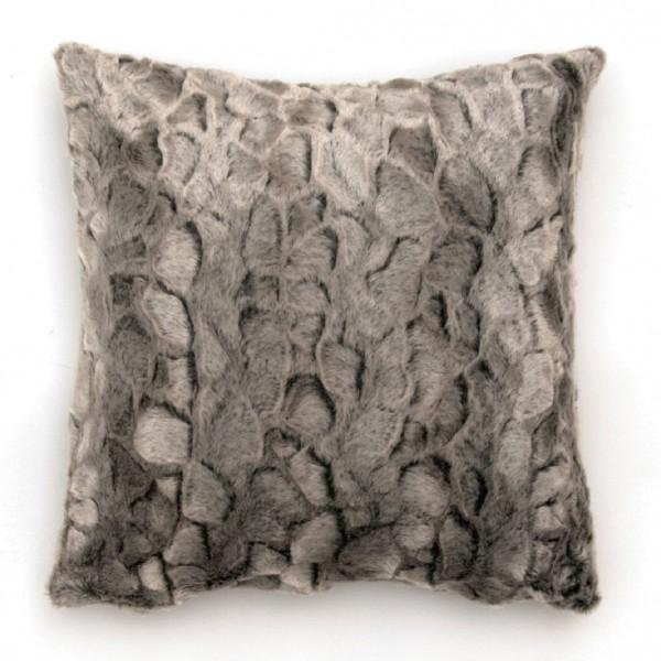 """Kissen """"Baum"""", weiß/grau, L 60 cm, B 60 cm"""