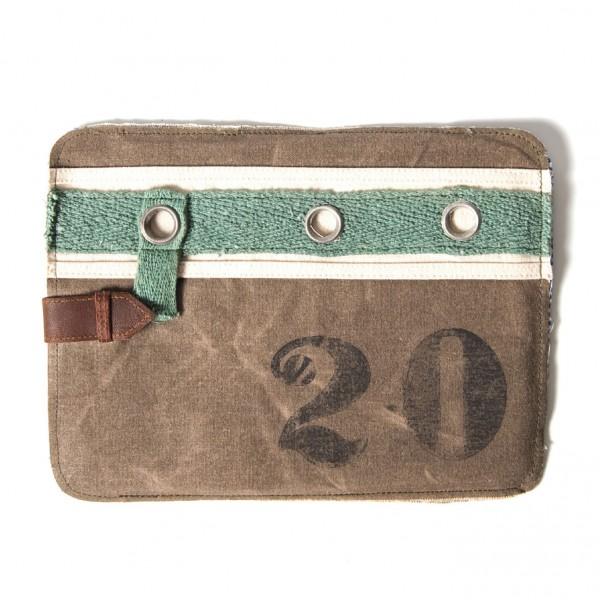"""iPad Tasche """"Kim"""", braun, B 23 cm, H 30 cm"""