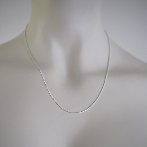 Silberkette fein, L 45 cm