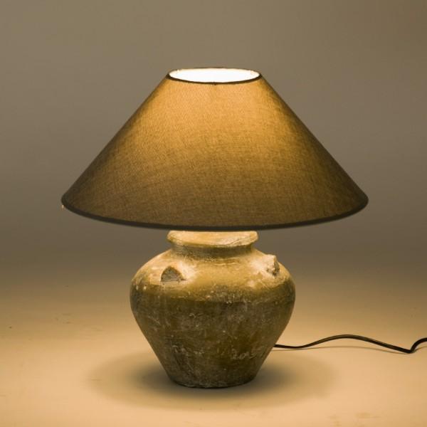 Tischlampe 'Moeven', L 32 cm, B 32 cm, H 43 cm