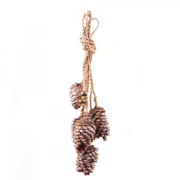 "Anhänger ""Pinecone"", L 55 cm"