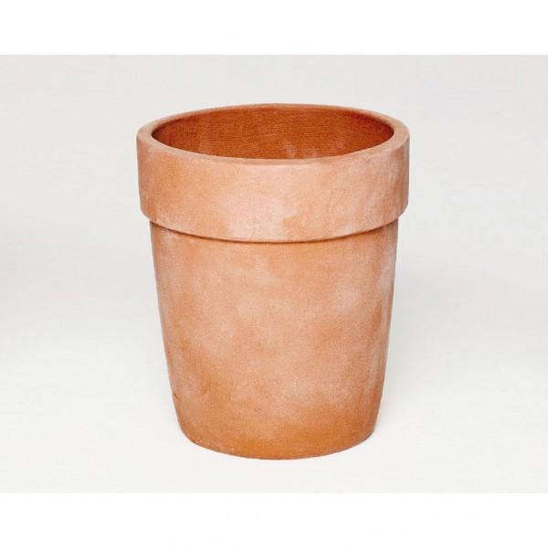 Pflanztopf, terracotta, H 33 cm, Ø 30 cm