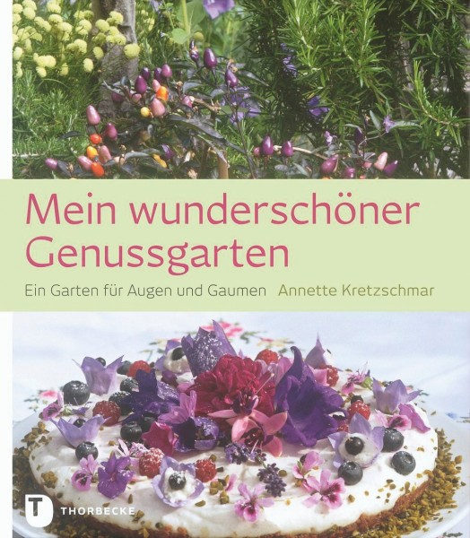Buch 'Mein wunderschöner Genussgarten'