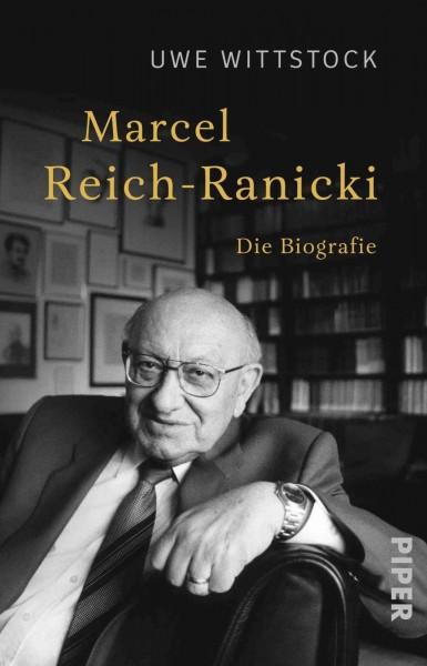 Buch 'Marcel Reich-Ranicki: Die Biografie'