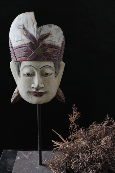 Balinesische Maske, H 31cm