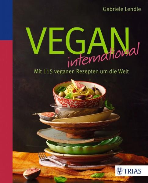 Buch 'Vegan International'