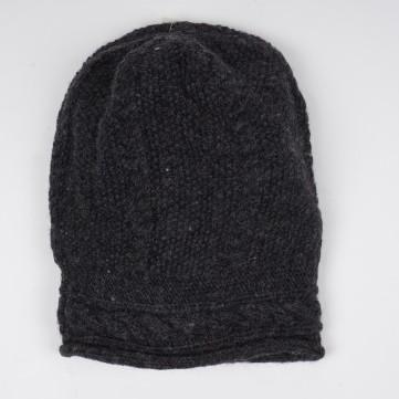 Beanie-Mütze, anthrazit
