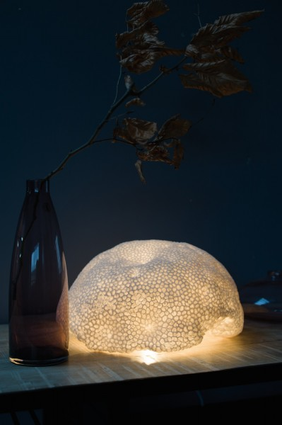 Indoor-Leuchte 'Rock', B 30 cm, H 19 cm