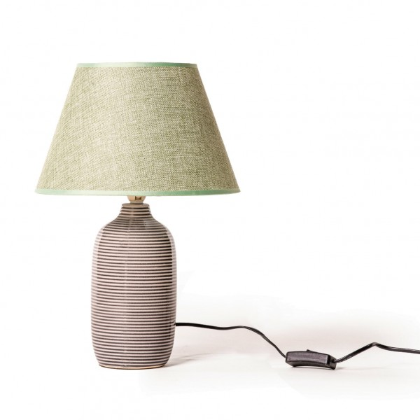 Tischlampe 'Bendrop', Ø 25 cm, H 28 cm