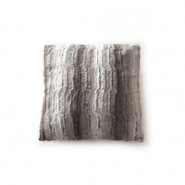 Kissen 'Spalte', weiß, T 45 cm, B 45 cm