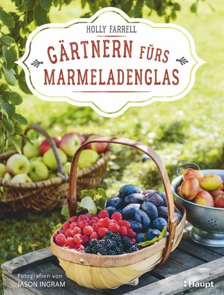 Buch 'Gärtnern fürs Marmeladenglas'