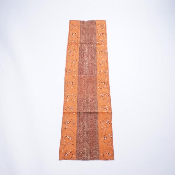 """Tischläufer """"Grace"""", orange/rot, L 150 cm, B 40 cm"""