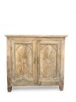 Kommode 'Nanda', 2 Türen, L 44 cm, B 92 cm, H 97 cm