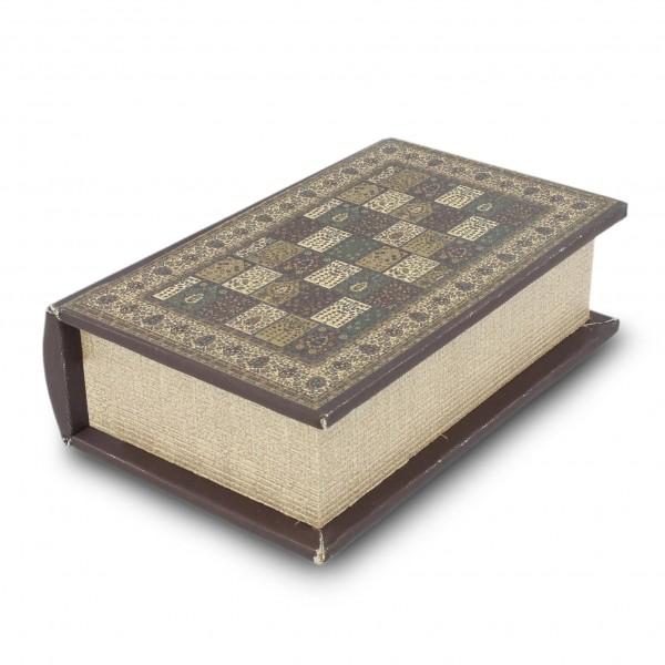 "Buchhülle ""Persian"", L 5 cm, B 11 cm, H 17 cm"
