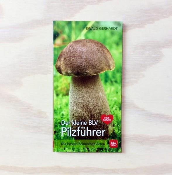 Buch 'Der kleine BLV Pilzführer'