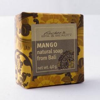 """Naturseife """"Mango"""", 40 g, aus 100% natürlichen Inhaltsstoffen"""