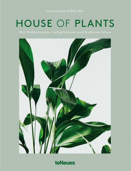 Buch 'House of Plants'