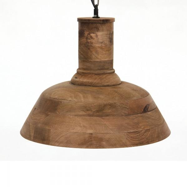 Lampe 'Natural', natur, T 24 cm, B 24 cm, H 36 cm