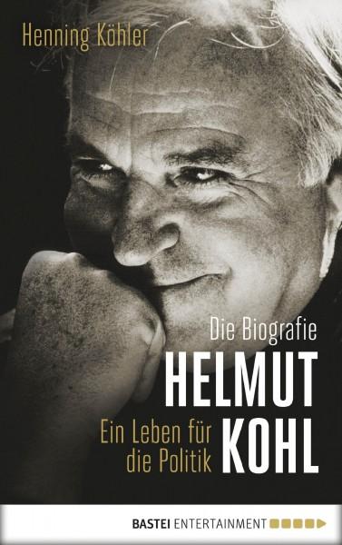 Buch 'Helmut Kohl: Ein Leben für die Politik'