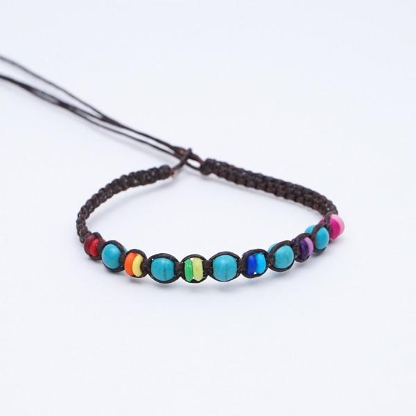 Armband 'Kelly', handgefertigt, multicolor